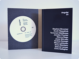 ANGULAR: EDITORA INTERNACIONAL EN DVD/CINEMA EXPERIMENTAL I VIDEOCREACIÓ